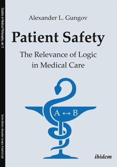 Patient Safety (eBook, ePUB) - Gungov, Alexander