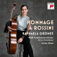 Hommage À Rossini - Gromes,R/Riem,J./Wdr Funkhausorchester Köln