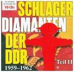 Schlager Diamanten Der Ddr 1959-1962: Teil 2
