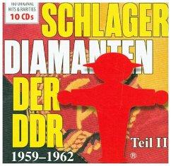 Schlager Diamanten Der Ddr 1959-1962: Teil 2 - Diverse