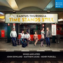 Time Stands Still - Songs And Ayres - Cantus Thuringia