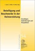 Beteiligung und Beschwerde in der Heimerziehung (eBook, PDF)