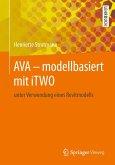 AVA - modellbasiert mit iTWO (eBook, PDF)
