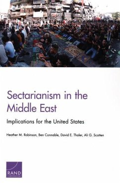 Sectarianism in the Middle East: Implications for the United States - Robinson, Heather M.; Connable, Ben; Thaler, David E.