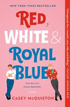 Red, White & Royal Blue - McQuiston, Casey