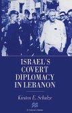 Israel's Covert Diplomacy in Lebanon (eBook, PDF)