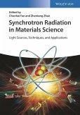 Synchrotron Radiation in Materials Science (eBook, PDF)