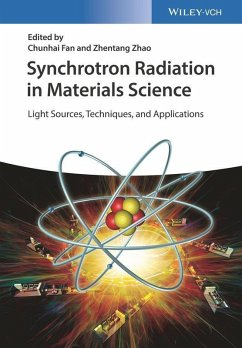 Synchrotron Radiation in Materials Science (eBook, ePUB)