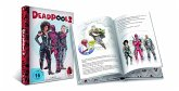 Deadpool 2 (Extended Cut, Mediabook, + DVD)