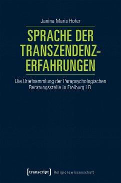 Sprache der Transzendenzerfahrungen (eBook, PDF) - Hofer, Janina Maris