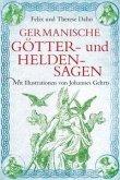 Germanische Götter- und Heldensagen (eBook, ePUB)