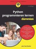 Python programmieren lernen für Dummies (eBook, ePUB)