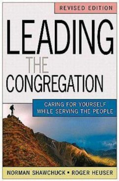 Leading the Congregation (eBook, ePUB)