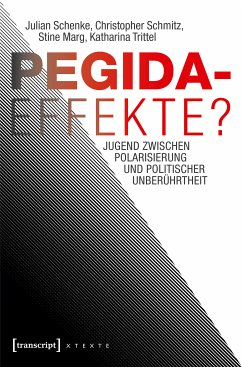 Pegida-Effekte? (eBook, PDF) - Schenke, Julian; Schmitz, Christopher; Marg, Stine; Trittel, Katharina