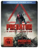 Predator, Predator 2, Predators Steelbook
