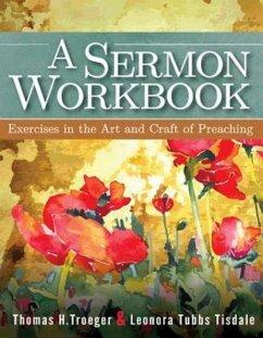 A Sermon Workbook (eBook, ePUB)
