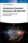 Introductory Quantum Mechanics with MATLAB (eBook, PDF)
