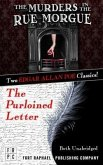 The Murders in the Rue Morgue and the Purloined Letter - Unabridged (eBook, ePUB)