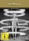 Metropolis (Deluxe Edition, 2 Discs)