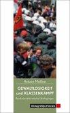 Gewaltlosigkeit und Klassenkampf (eBook, ePUB)