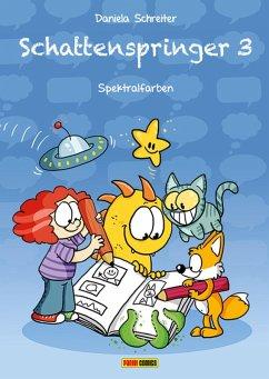 Schattenspringer, Band 3 - Spektralfarben (eBook, PDF) - Schreiter, Daniela