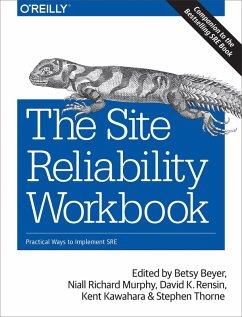Site Reliability Workbook (eBook, ePUB) - Beyer, Betsy