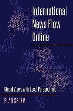 International News Flow Online (eBook, ePUB) - Segev, Elad