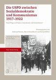 Die USPD zwischen Sozialdemokratie und Kommunismus 1917-1922 (eBook, PDF)