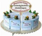 Geschenkschachtel Wunscherfüller Torten