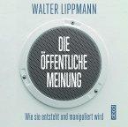 Die öffentliche Meinung, 8 Audio-CDs