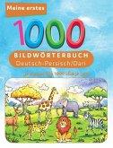 Meine ersten 1000 Wörter Bilderwörterbuch Deutsch-Dari