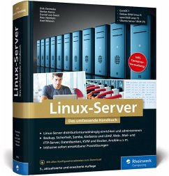 Linux-Server - Deimeke, Dirk; Kania, Stefan; Soest, Daniel van; Heinlein, Peer; Miesen, Axel