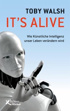 It's alive (eBook, ePUB) - Walsh, Toby