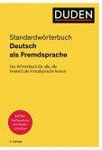 Duden - Deutsch als Fremdsprache - Standardwörterbuch (eBook, PDF)