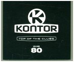 Kontor Top Of The Clubs Vol.80