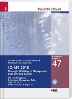 IDIMT-2018, Strategic Modeling in Management, E...