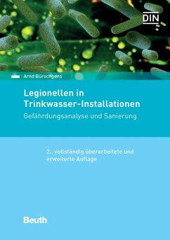 Legionellen in Trinkwasser-Installationen (eBook, PDF) - Bürschgens, Arnd