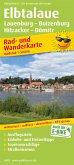 PUBLICPRESS Rad- und Wanderkarte Elbtalaue, Lauenburg - Boizenburg, Hitzacker - Dömitz