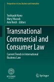 Transnational Commercial and Consumer Law (eBook, PDF)