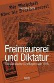 Freimaurerei und Diktatur