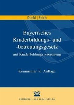 Bayerisches Kinderbildungs- und -betreuungsgese...