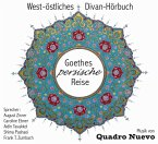 Goethes persische Reise, 1 Audio-CD