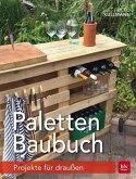 Paletten-Baubuch (Mängelexemplar)
