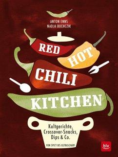 RED HOT CHILI KITCHEN (Mängelexemplar) - Enns, Anton