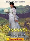Mail Order Bride: Summer (Brides For All Seasons, #2) (eBook, ePUB)