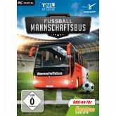Der Fernbus Simulator Add-on - Fußball Mannschaftsbus (Download für Windows)
