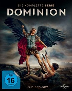 Dominion - Komplettbox BLU-RAY Box - Dominion