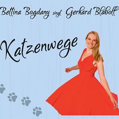 Katzenwege - Bogdany,Bettina