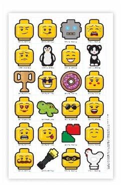 LEGO Iconic Stickerbögen