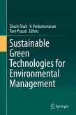 Sustainable Green Technologies for Environmental Management
